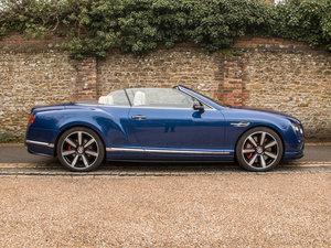 2018 Bentley  Continental GT  Continental GT V8S Mulliner Cabriol