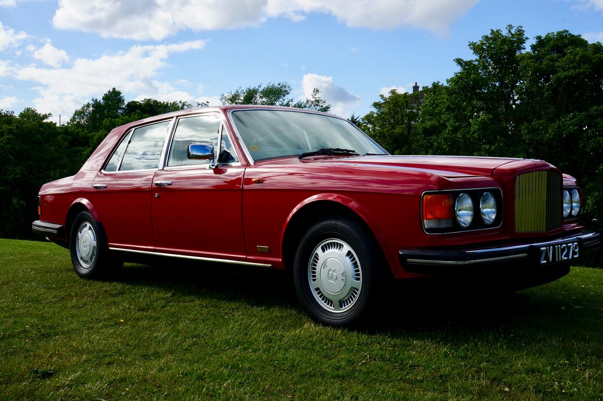 1986 BENTLEY TURBO R ONLY 41K MILES STUNNING *NEW PRICE* For Sale (picture 1 of 6)