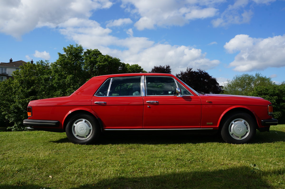 1986 BENTLEY TURBO R ONLY 41K MILES STUNNING *NEW PRICE* For Sale (picture 2 of 6)