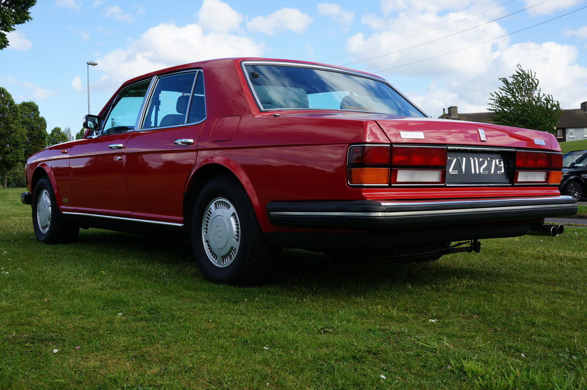 1986 BENTLEY TURBO R ONLY 41K MILES STUNNING *NEW PRICE* For Sale (picture 3 of 6)
