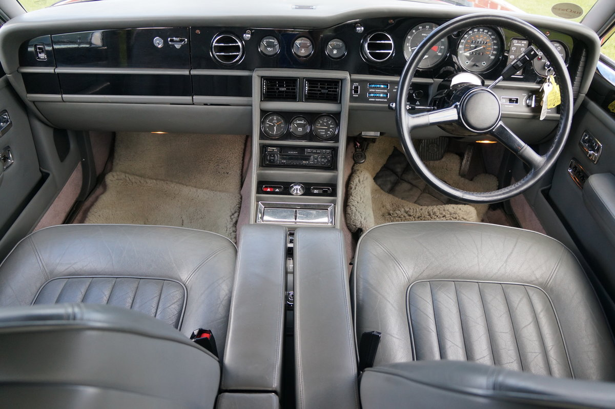 1986 BENTLEY TURBO R ONLY 41K MILES STUNNING *NEW PRICE* For Sale (picture 4 of 6)