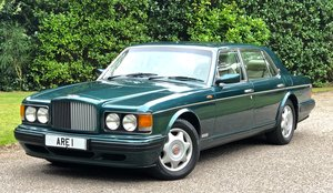 1996 BENTLEY TURBO RL MkIV