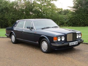 1989 Bentley Turbo R at ACA 2nd November