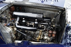 1933 WANTED - BENTLEY 3.5 LITRE ENGINE