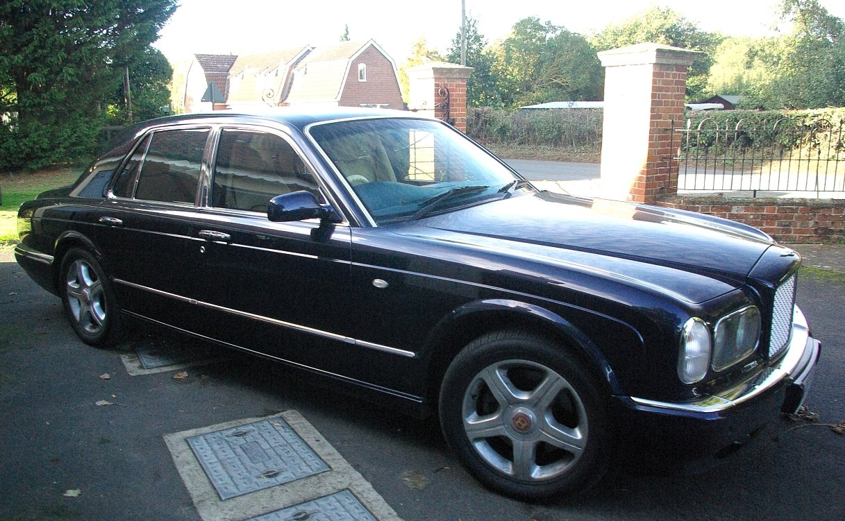 2000 Bentley Arnage Red Label 66k miles For Sale (picture 1 of 6)