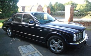 2000 Bentley Arnage Red Label 66k miles