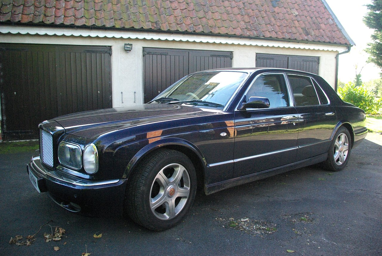 2000 Bentley Arnage Red Label 66k miles For Sale (picture 2 of 6)