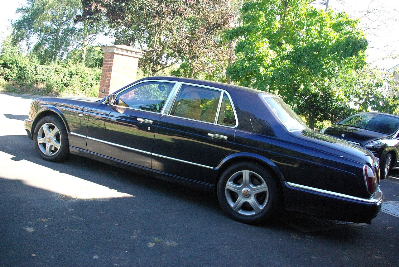 2000 Bentley Arnage Red Label 66k miles For Sale (picture 3 of 6)