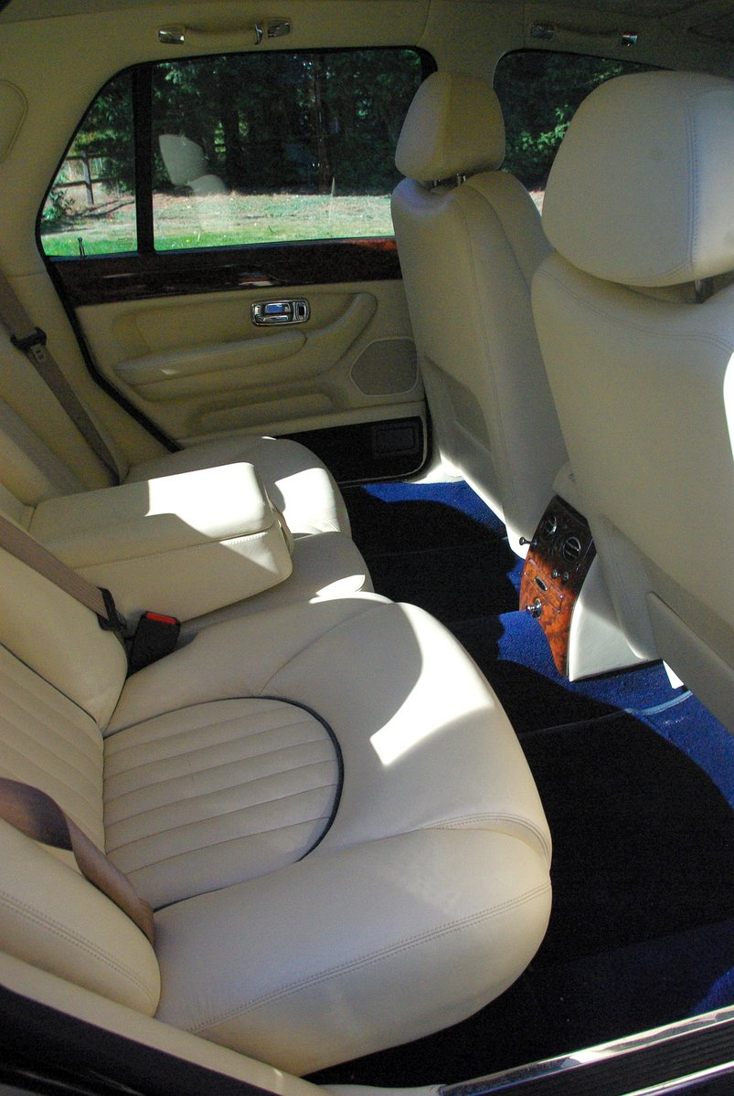 2000 Bentley Arnage Red Label 66k miles For Sale (picture 6 of 6)