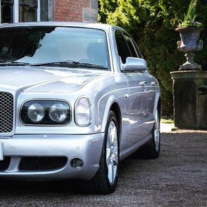 2003 Bentley Arnage T 6.7l twin turbo LPG