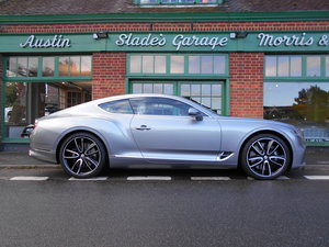 2018 Bentley GT Coupe Mulliner For Sale