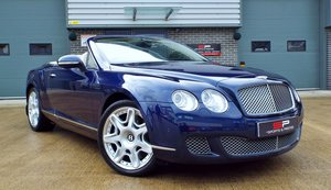 2010  Bentley Continental GTC 6.0 W12 Mulliner  For Sale