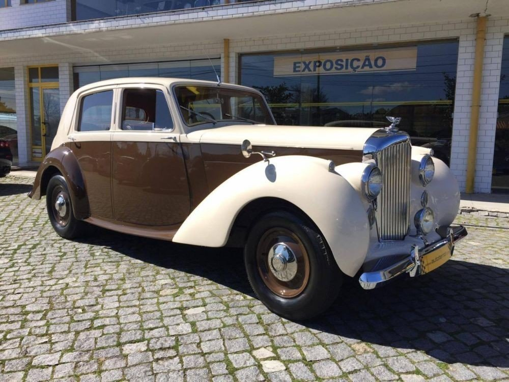 1947 Bentley Mark VI For Sale (picture 1 of 6)