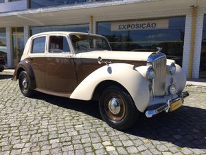 1947 Bentley Mark VI For Sale