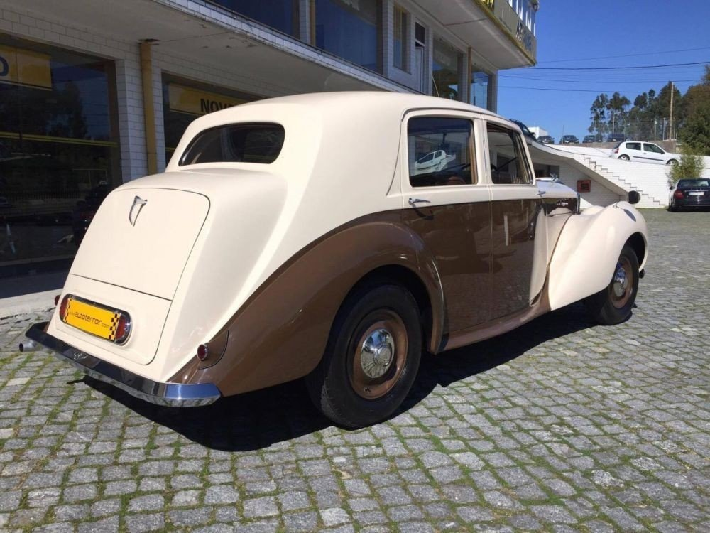 1947 Bentley Mark VI For Sale (picture 2 of 6)