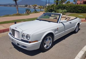 2002 Bentley Azure symbolic - 10190 genuine miles For Sale