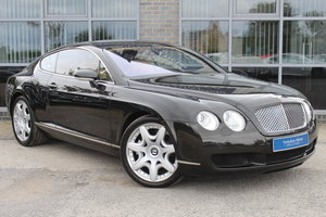 2007 07 BENTLEY CONTINENTAL GT 6.0 W12 MULLINER AUTO