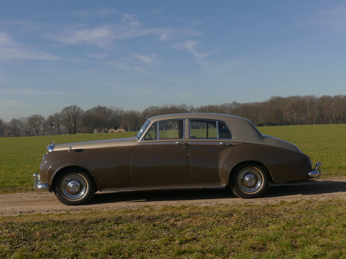 Bentley S1 1957 For Sale (picture 3 of 6)