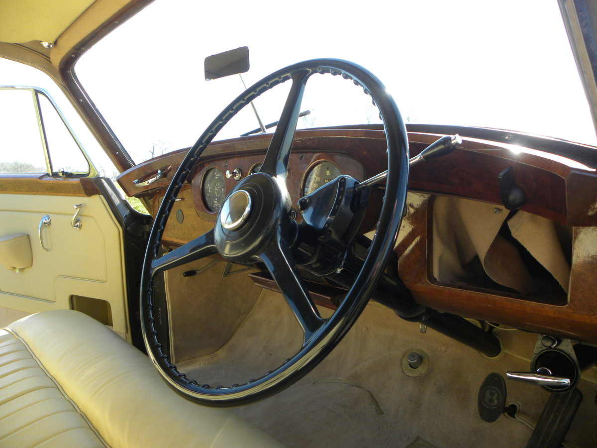 Bentley S1 1957 For Sale (picture 5 of 6)