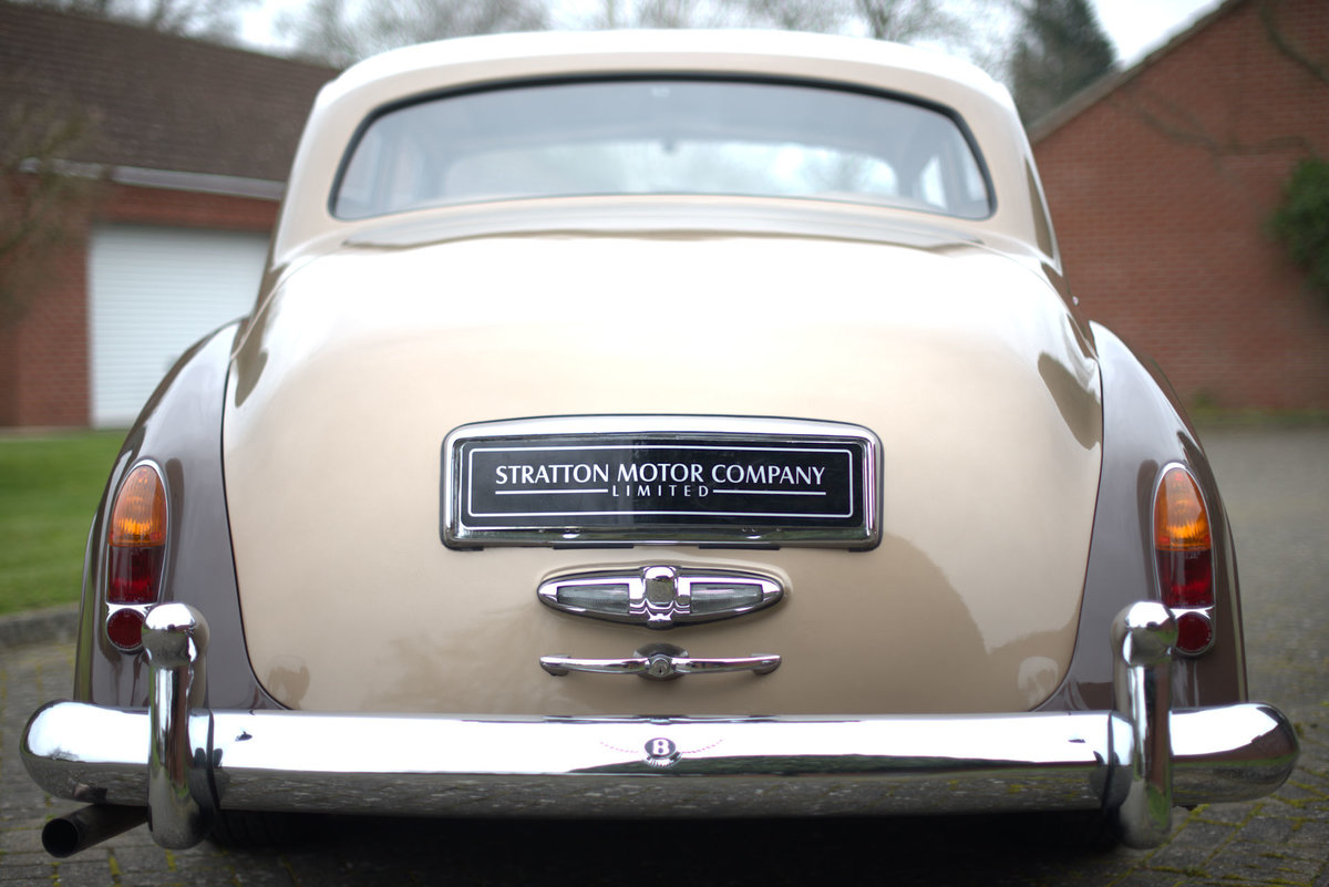 1962 Bentley S2 For Sale (picture 9 of 22)