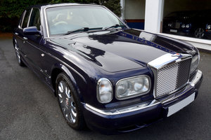 2001 Bentley Arnage Red Label Le Mans For Sale