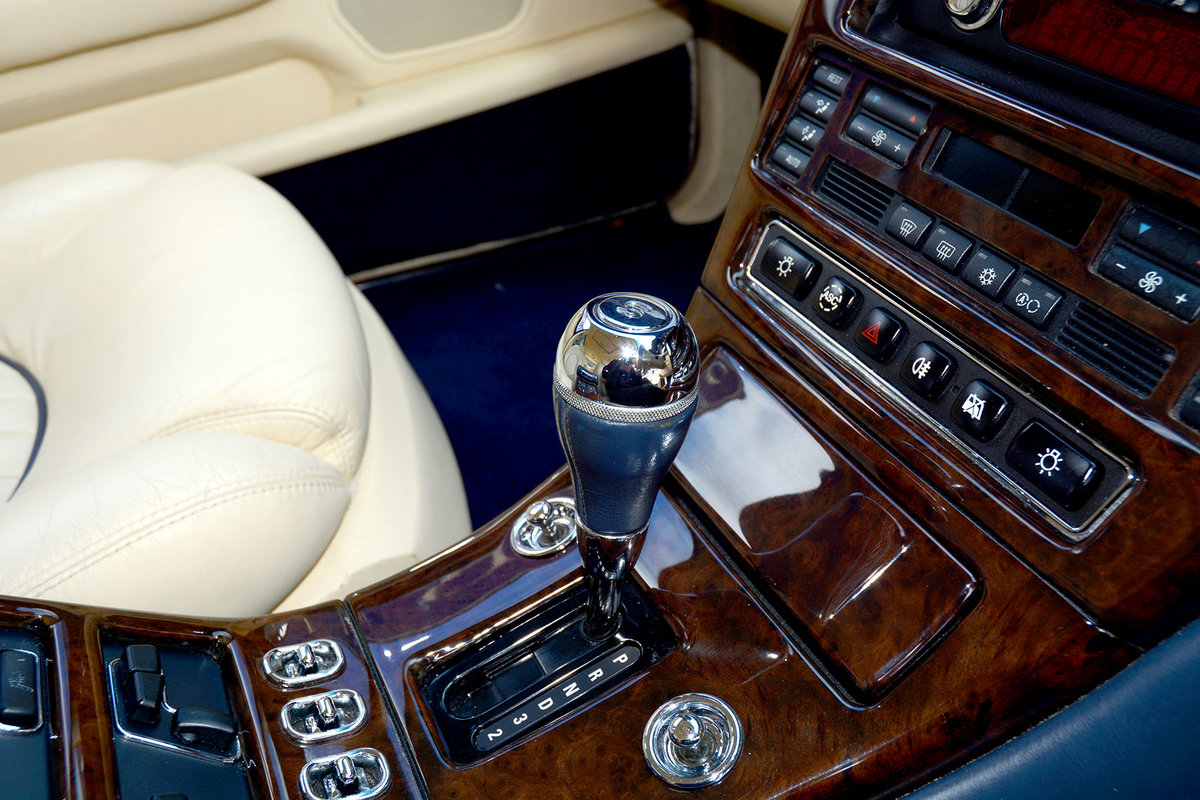 2001 Bentley Arnage Red Label Le Mans For Sale (picture 6 of 6)