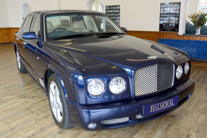 2005 Bentley Arnage T Mulliner