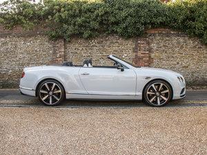 2016 Bentley  Continental GTC  Continental GT V8S Mulliner Cabrio