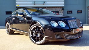 2008  Bentley Continental GT 6.0 W12 Mulliner  For Sale