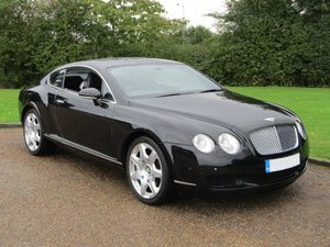 2006 Bentley Continental GT Mulliner at ACA 2nd November