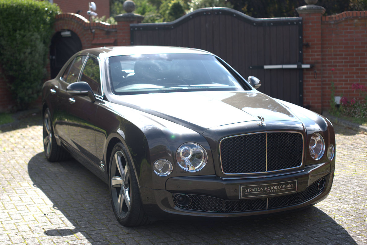 2015 Bentley Mulsanne Speed For Sale (picture 1 of 19)