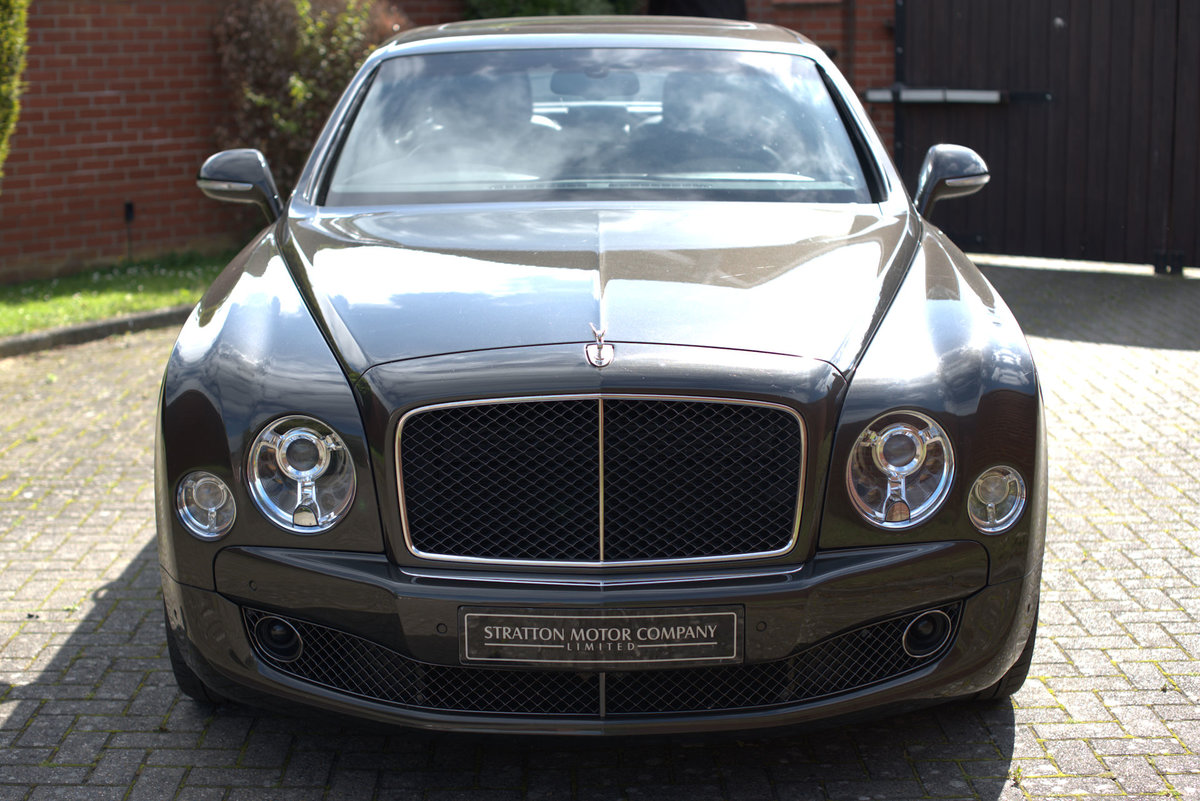 2015 Bentley Mulsanne Speed For Sale (picture 3 of 19)