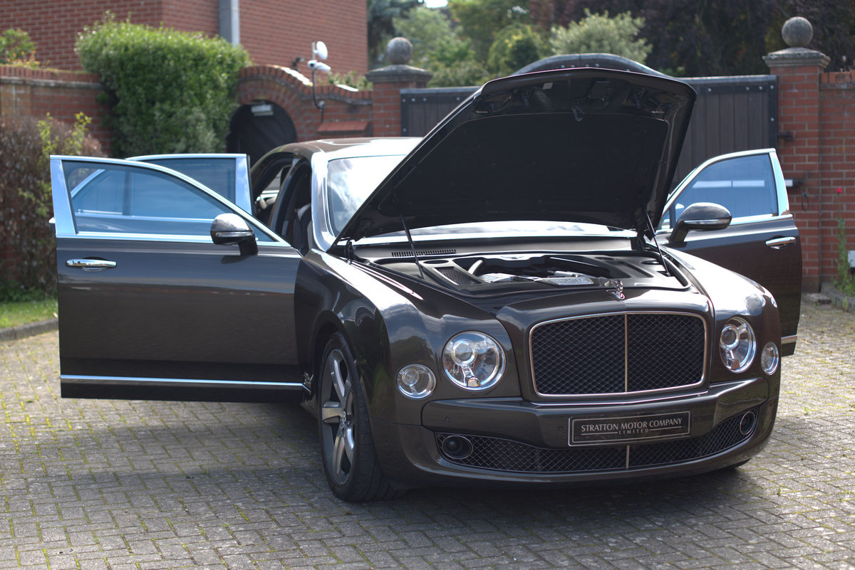 2015 Bentley Mulsanne Speed For Sale (picture 19 of 19)