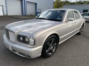 2002 BENTLEY ARNAGE T For Sale