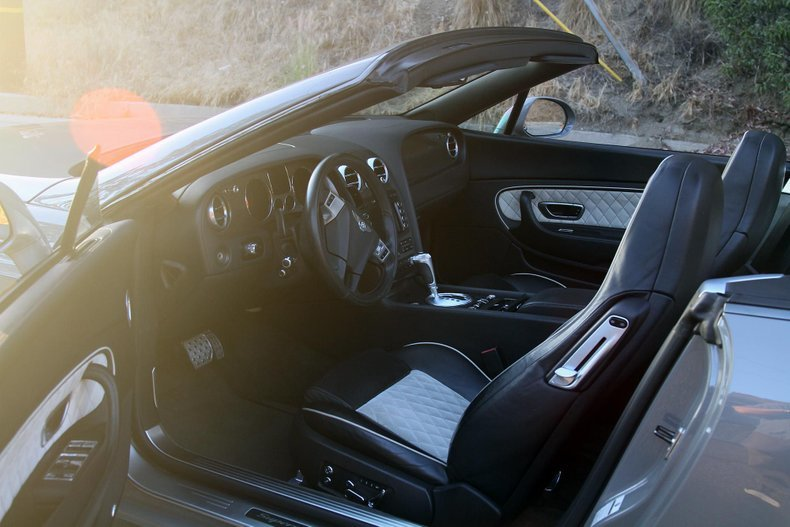 2011 Bentley Continental Supersports Convertible For Sale (picture 3 of 6)