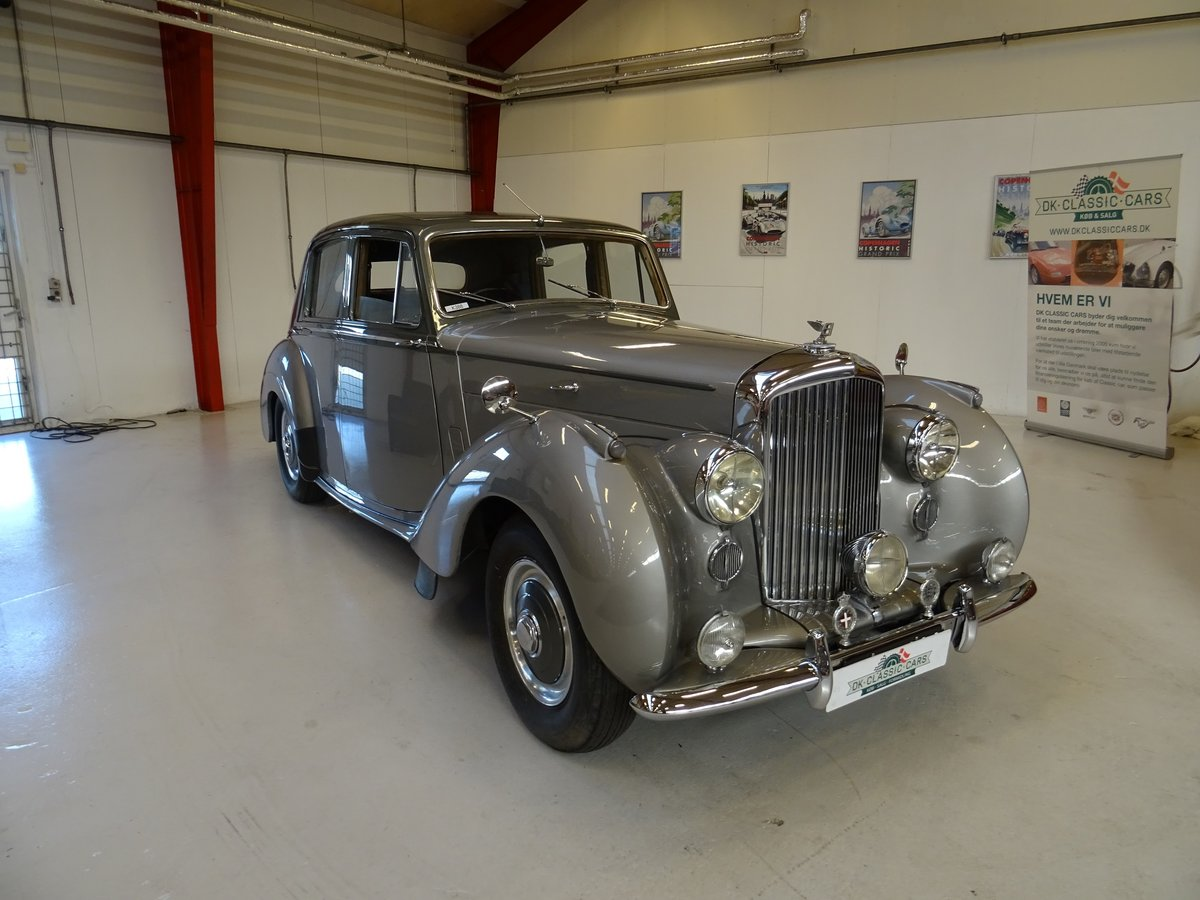 1952 Bentley  R Type For Sale (picture 1 of 6)