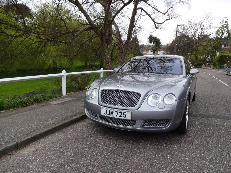 2006 Bentley Continental Flying Spur For Sale (picture 1 of 6)