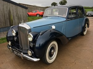 1953 Bentley R-Type For Sale