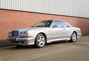 1999 Bentley Continental SC For Sale In London (LHD)