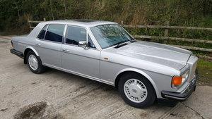 1987 Bentley Turbo R Georgian Silver