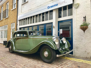1935 Bentley 3.5 litre Coupe by Gurney Nutting For Sale