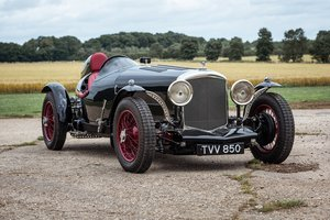 1952 Bentley Mark VI 'Special'