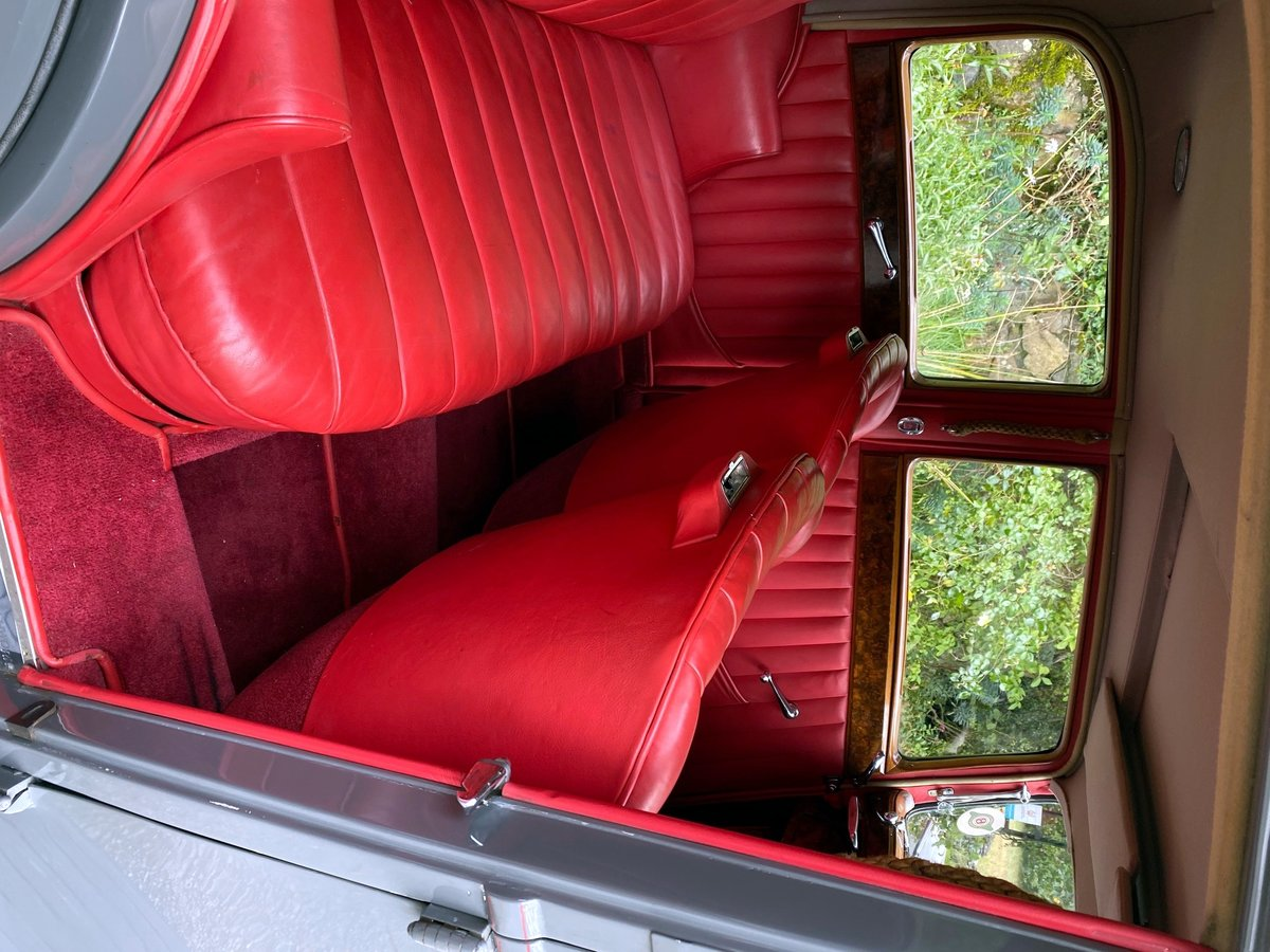 1937 Bentley 4 ¼ Litre Park Ward Sports Saloon B172JD For Sale (picture 6 of 6)