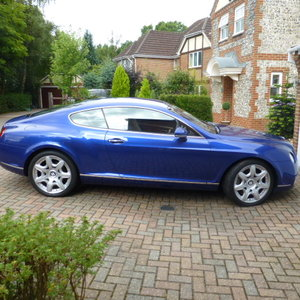 2006 Bentley Continental GT Only 19 K, Mulliner spec