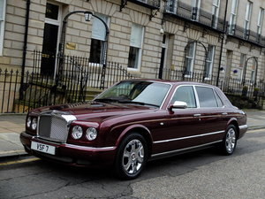 2005 BENTLEY ARNAGE RL - JUST 18K MILES - THE ULTIMATE ARNAGE ! For Sale