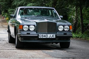 1990 Bentley Turbo R Excellent Original  For Sale