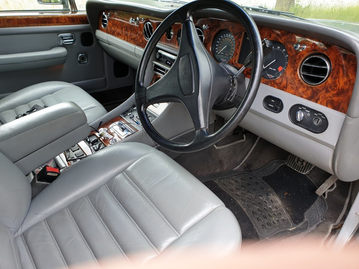1990 Bentley Turbo R Excellent Original SOLD For Sale (picture 2 of 6)