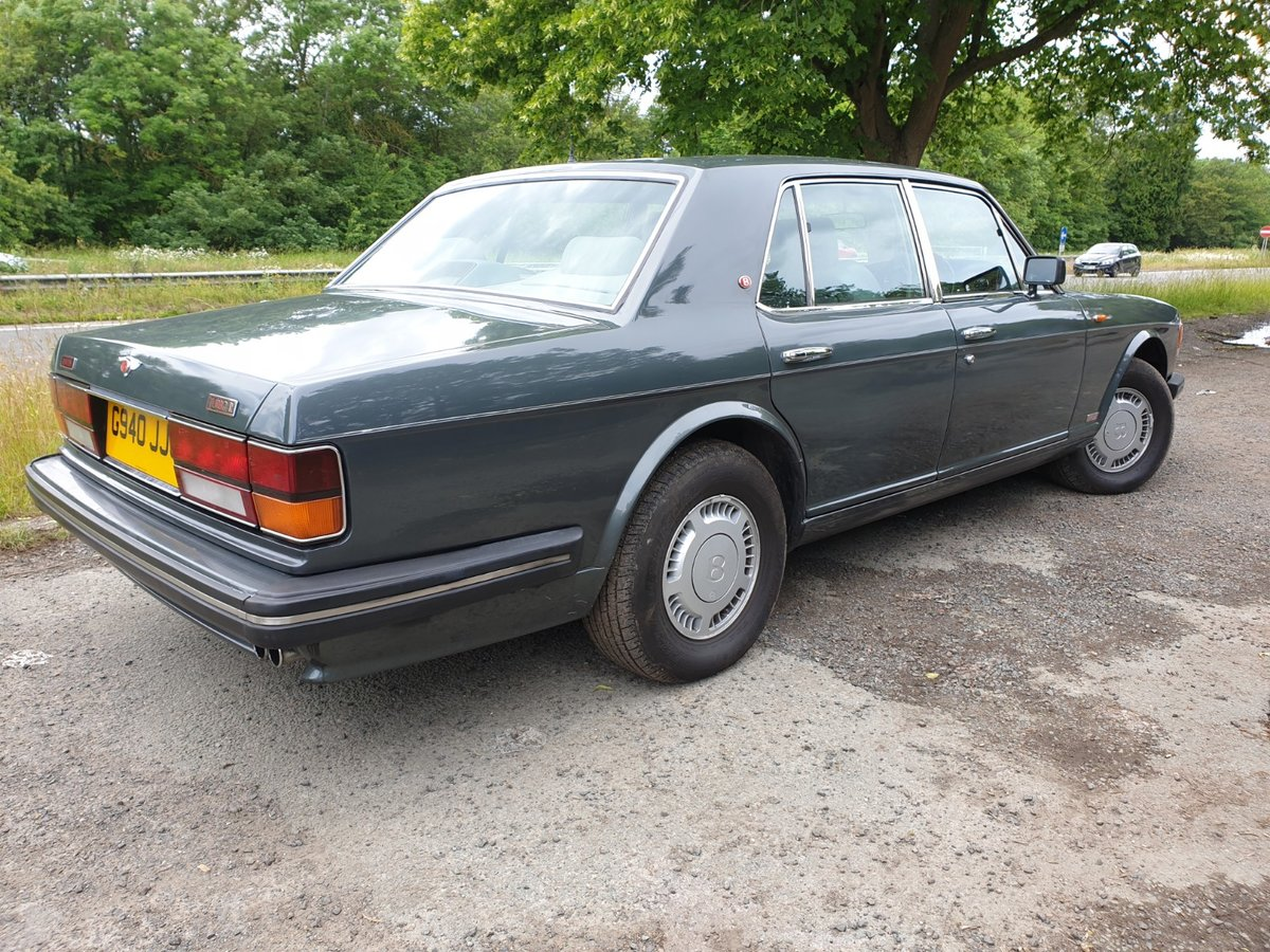 1990 Bentley Turbo R Excellent Original SOLD For Sale (picture 5 of 6)