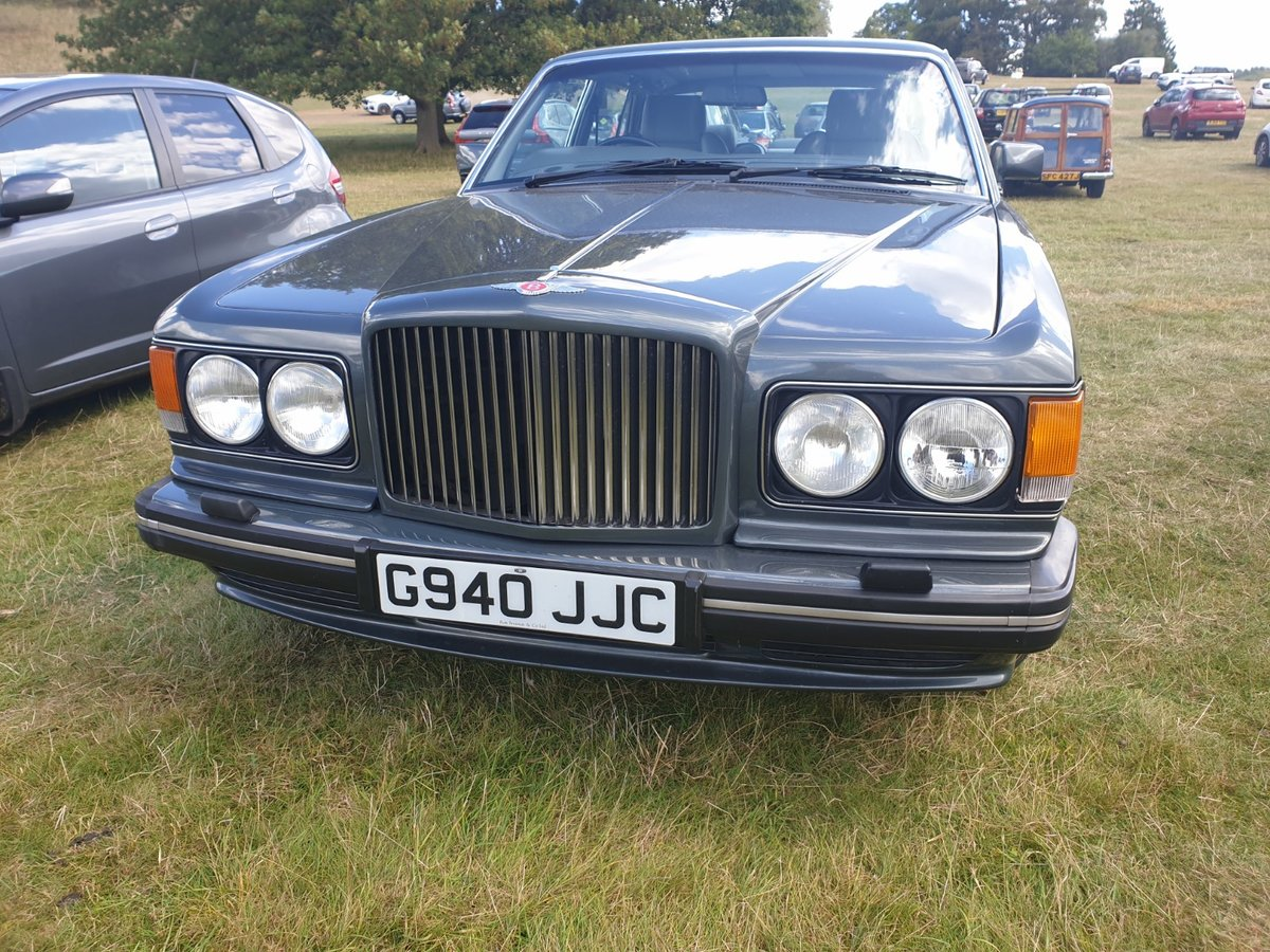 1990 Bentley Turbo R Excellent Original SOLD For Sale (picture 6 of 6)