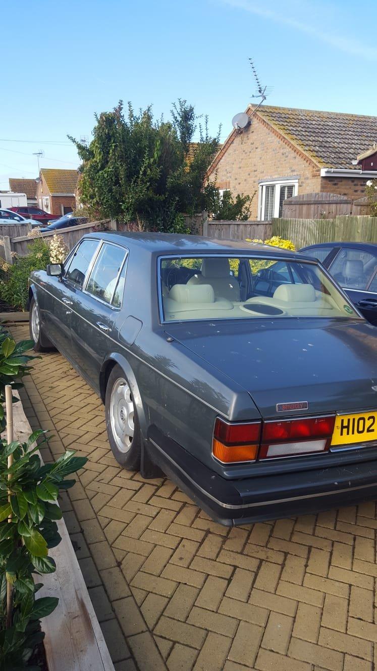 1991 Bentley R Type Turbo 4 door SOLD (picture 1 of 6)